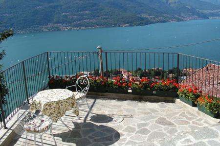 Cheap apartments for sale in Lombardy. Apartments with panoramic views of Lake Como
