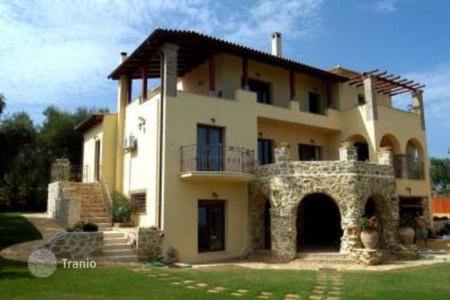 4 bedroom houses for sale in Zakinthos. Villa – Zakinthos, Administration of the Peloponnese, Western Greece and the Ionian Islands, Greece