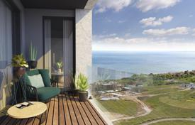 Beachfront apartments in a modern residence with green areas, near the city center, Istanbul, Turkey for $184,000