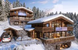Off-plan houses for sale in Austrian Alps. Exclusive chalet on the slopes, Saalbach-Hinterglemm, Austria. Sale under construction!