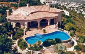 Luxury villas and houses with pools for sale in Costa Blanca. Villa – Moraira, Valencia, Spain