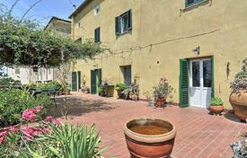 2 bedroom houses for sale in Tuscany. Villa in traditional style with a sea view Casale Marittimo, Tuscany, Spain