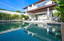 Property for sale in Southeastern Asia. Designer villa near the beach Plai Laem, Thailand