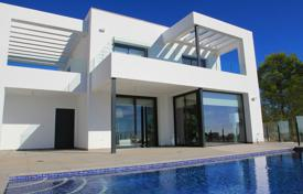 Property for sale in Benitachell. Modern Detached Villas with sea views in Benitachell