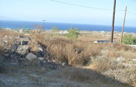Coastal land for sale in Santorini. Development land – Santorini, Aegean, Greece