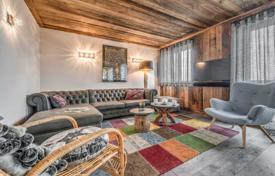 4 bedroom apartments for sale in Auvergne-Rhône-Alpes. Bright apartment with a balcony and mountain views, in the center of the resort village, Courchevel, France