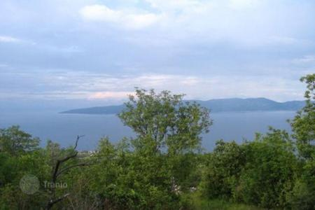 Coastal land for sale in Istria County. Development land – Labin, Istria County, Croatia