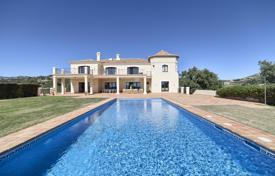 Luxury villa with a private garden, a pool, a garage, a terrace and a sea view, Benaavis, Spain for 3,995,000 €