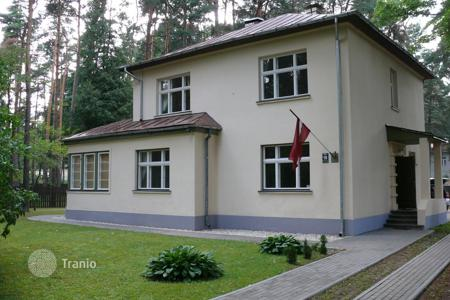 4 bedroom houses for sale in Riga. Private house with land plot in the most upscale residential place of Riga