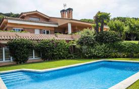 Luxury property for sale in Costa del Maresme. Villa – Cabrils, Catalonia, Spain