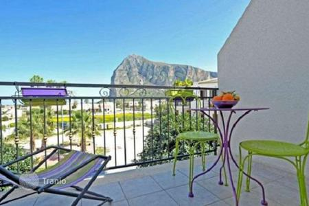 Coastal apartments for sale in Sicily. Apartment with balconies, at 500 m from the beach, San Vito Lo Capo, Sicily, Italy