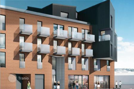 Student accommodation for sale in the United Kingdom. Student apartments in a new complex in Sheffield with a 8% yield