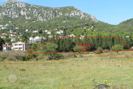 Coastal land for sale in Bar (city). Development land – Bar (city), Bar, Montenegro