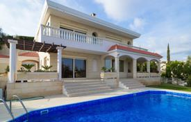 5 bedroom houses for sale in Limassol. Villa – Agios Tychon, Limassol, Cyprus