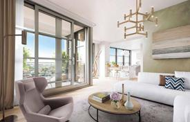 Property for sale in Germany. One-bedroom apartment with a loggia in a new building in Berlin, Charlottenburg district