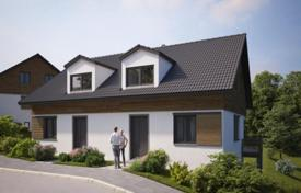 4 bedroom houses for sale in Germany. New house with a private garden and an underground garage, Starnberg, Germany