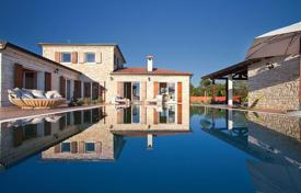 3 bedroom houses for sale in Istria County. Elegant stone villa surrounded by nature in Istria, Croatia