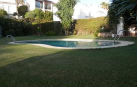 Luxury property for sale in Sitges. Two-level villa with a large garden and a swimming pool in Sitges, Spain
