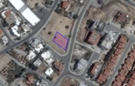 Large building plot close to a green area and a national park, Latsia, Nicosia, Cyprus for 215,000 €
