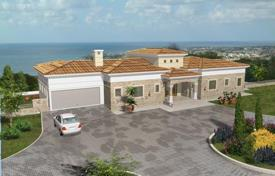 6 bedroom houses for sale in Paphos. OFF-PLAN Luxury Villa — Overlooking Proposed New Marina -Coral Bay