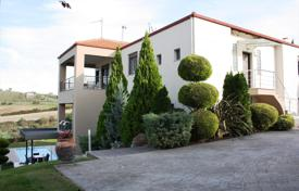 5 bedroom houses for sale in Administration of Macedonia and Thrace. Villa – Thessaloniki, Administration of Macedonia and Thrace, Greece