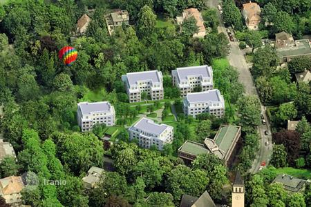 1 bedroom apartments from developers for sale overseas. New two-bedroom apartment with terrace and garden of 125 m² in the modern complex next to the lake, Schlachten area, Berlin