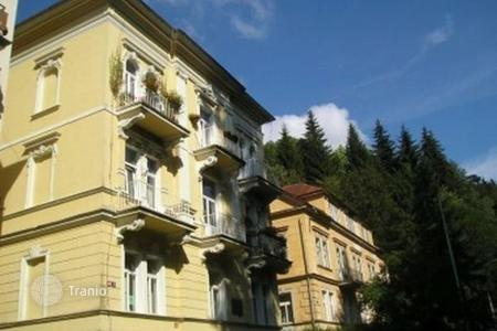 Cheap apartments for sale in the Czech Republic. Comfortable renovated apartment in Marianske Lazne, Czech Republic