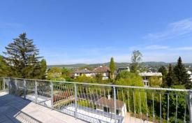 Luxury apartments for sale in Döbling. Three bedroom apartment with a terrace and views of the city, in the 19th district of Vienna, Austria