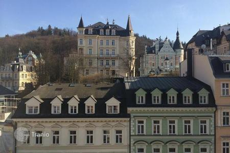 Property for sale in Karlovy Vary. Comfortable apartment in the heart of Karlovy Vary