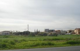 Development land for sale in Livadia. Building Land