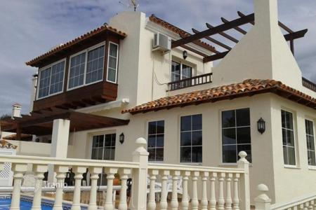 Houses with pools for sale in La Caleta. Fully furnished villa with terrace and swimming pool in the area of La Caleta on the Costa Adeje, Tenerife