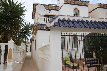 Cheap townhouses for sale in Valencia. Terraced house – Orihuela Costa, Valencia, Spain