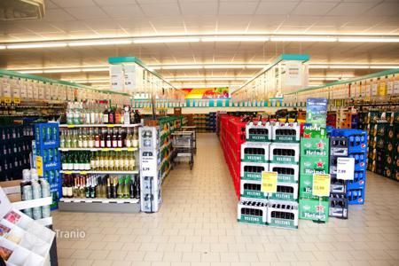 Supermarkets for sale in Hessen. Supermarket in Eastern Hessen with a 6,8% yield