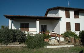 Townhouses for sale in Italy. Semidetached country house with land