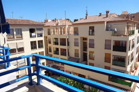 Cheap apartments for sale in Moraira. Apartment of 2 bedrooms with large terrace close to the beach in Moraira