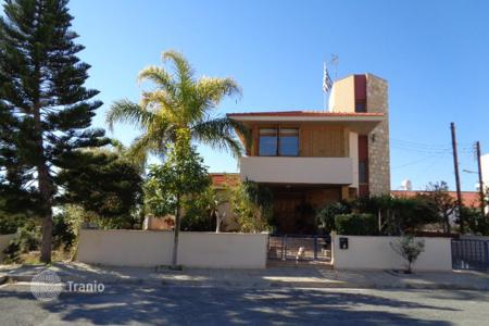 Coastal houses for sale in Agios Athanasios. Four Bedroom Detached Villa