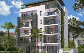 New homes for sale in France. New apartment in a new residential complex, near beaches, a pine park and the city center, Juan-les-Pins, Antibes