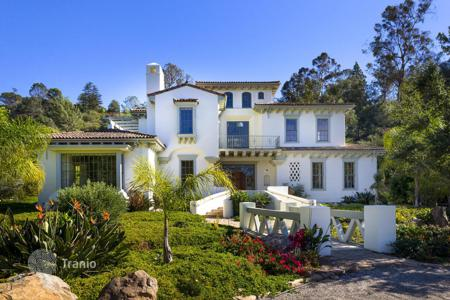 5 bedroom houses for sale in North America. Villa – Santa Barbara, California, USA
