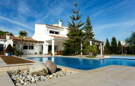 Luxury 6 bedroom houses for sale in Empuriabrava. Fashionable villa with a private mooring, on a plot with a pool, a decorative garden and a fountain, Empuria Brava, Costa Brava