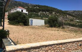 Coastal development land for sale in Croatia. Land on island Brač