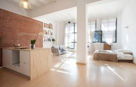 Property for sale in El Poblenou. Spacious modern loft with high-quality finishing in a new building, in the district of Poblenou, Barcelona, Spain