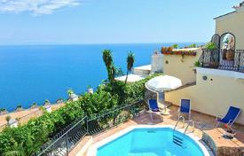 Villas and houses to rent in Praiano. Villa Milena