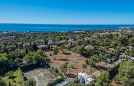 Development land for sale in Marbella. Exclusive Plot in La Quinta de Sierra Blanca