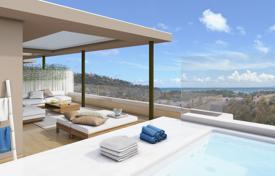 New homes for sale in Costa del Sol. Stunning Modern Apartment in Unique Residential Complex Botanic, La Reserva de Alcuzcuz, Benahavis