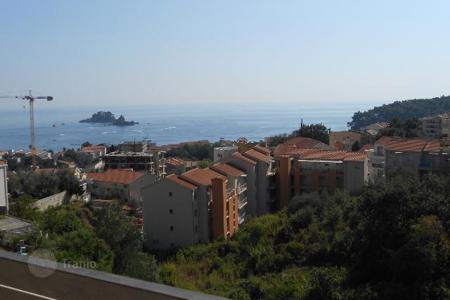 Residential for sale in Petrovac. One bedroom apartment with sea view in Petrovac