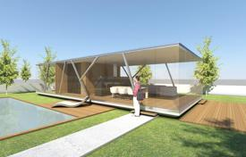 Off-plan houses with pools for sale in Southern Europe. Innovative proposal — building of houses in Lisbon to order