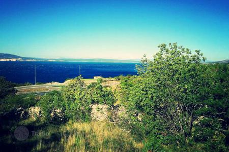 Coastal land for sale in Croatia. Landplot with a sea view in Smokvica Krmpotska (Croatia)