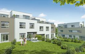Townhouses for sale in Austria. New townhouse with a garden and a parking in Klosterneuburg, a suburb of Vienna