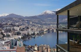 Luxury 3 bedroom apartments for sale in Central Europe. New home – Paradiso, Lugano, Ticino, Switzerland
