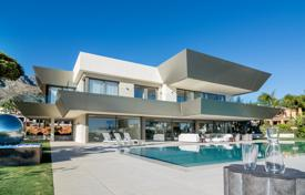 Luxury 5 bedroom houses for sale in Marbella. UNIQUE MODERN LUXURY LIFESTYLE VILLA